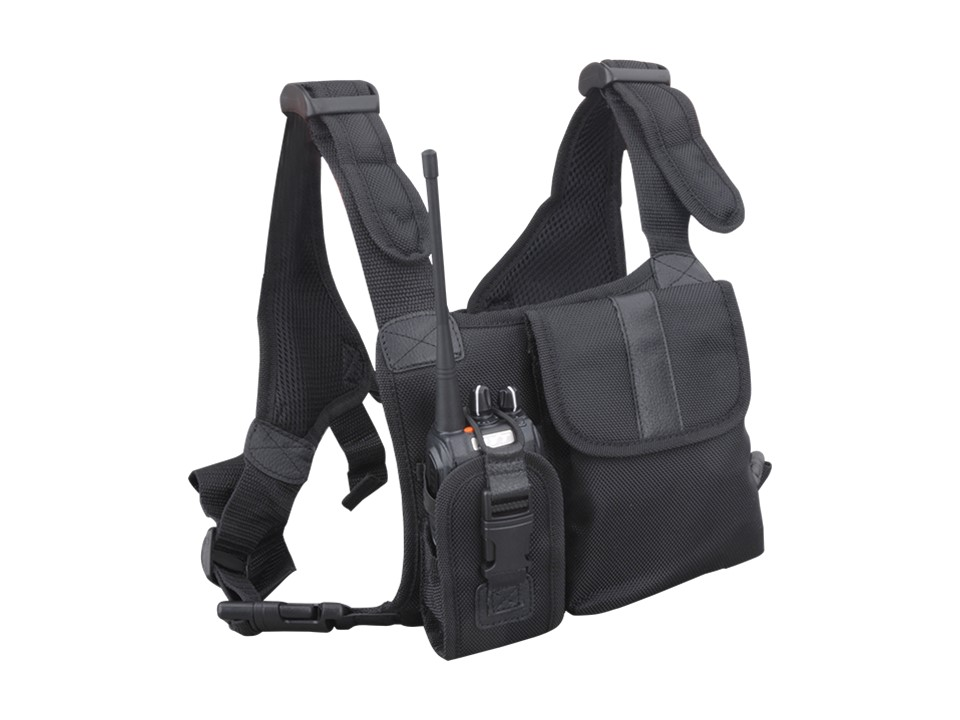 Walkies4Events - Chest pack nylon