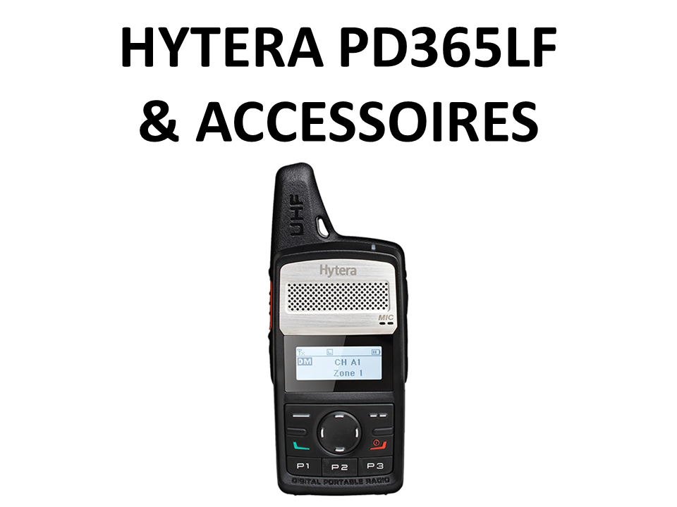 Walkies4Events - Verkoop - Offerte - Vergunningsvrije walkietalkies - Hytera PD365LF